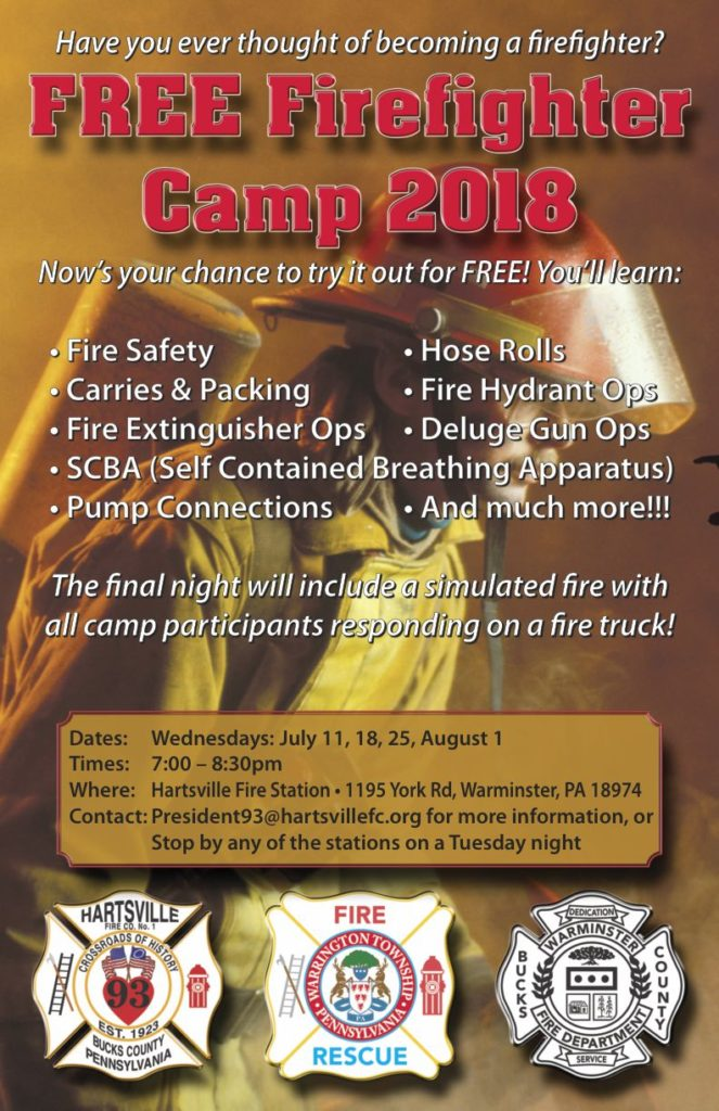 HFC_firefighter camp poster